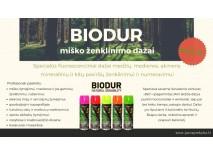 BIODUR miško ženklinimo dažai
