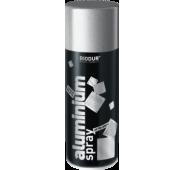 Aliuminio purškiklis BIODUR, 400 ml