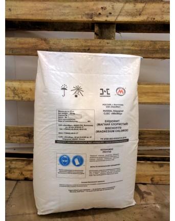 Ledo ir sniego tirpinimo priemonė BIŠOFITAS, 25 kg