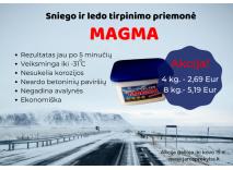 Speciali kaina Magmai!