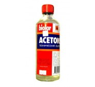 Acetonas BIOLAR, 0,5 L