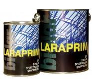 Greitai džiūstantis antikorozinis gruntas Laraprim baltas, 0,8 L