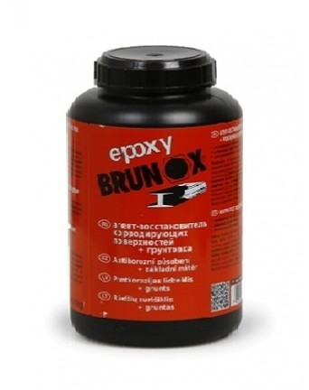 Antikorozinis gruntas Brunox Epoxy, 1000 ml
