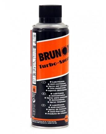 Antikorozinė daugiafunkcinė purškimo priemonė Brunox Turbo spray , 300 ml