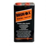 Antikorozinė daugiafunkcinė purškimo priemonė Brunox Turbo spray , 5 L