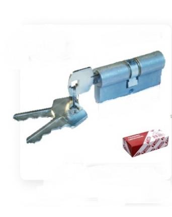 Cilindriniai mechanizmai MC1A5-S CMC-16-62 (6 raktai)