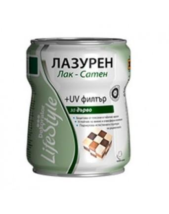 Lazurinis lakas - impregnantas Dekorator alyvinė, 0,65 L