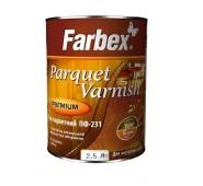Lakas Farbex PF-231 blizgus, 2,5 L