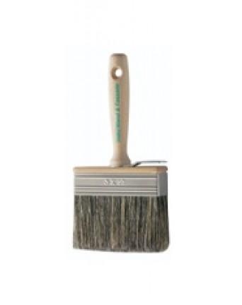 Dažymo šepetys natūralaus plauko šeriais Standart 364999N, 3x100 mm