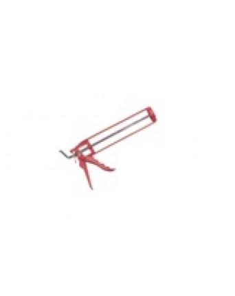 Pistoletas klijams, silikonui,akrilui dažytas, skeletas Profi 818102