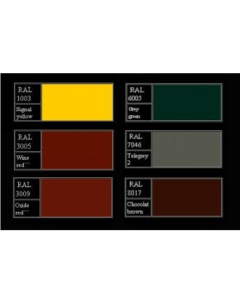 Dažai mediniams fasadams Farbex, geltona, 6 kg