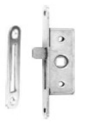 Langų rankenėlės mechanizmas, cinkuotas, 4507, gylis 27 mm
