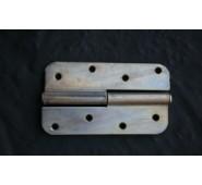 Uždėtinis vyris PN1-150-1(202), 150 mm