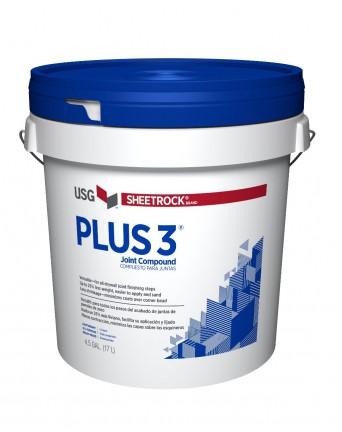 Glaistas Sheetrock Plus 3 (lengvas), 20 kg